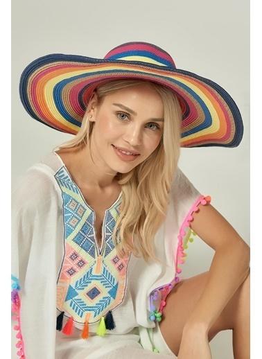 Y-London Şapka Renkli
